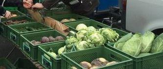 Marktstände in Gifhorn, Meine und Vorfelde